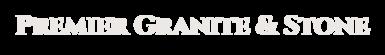 Premier Granite & Stone Logo